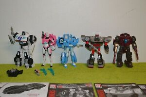 Transformers Siege & Classic Action Figure Lot