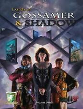 Lords of Gossamer and Shadow : Diceless Role-Playing: By Durall, Jason Rainvi...