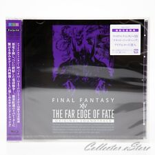JP CD | The Far Edge of Fate: Final Fantasy XIV Original Soundtrack + Code