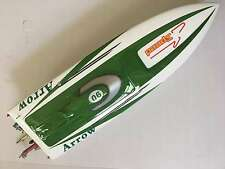 DT E36 Sword Fiber Glass 80km/h Green Electric RC PNP Speed Race Boat W/ Motor