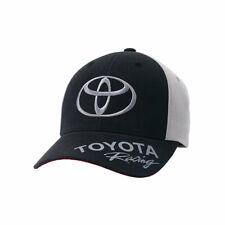 Toyota Racing TRD Spoiler Black/Gray Cotton Hat