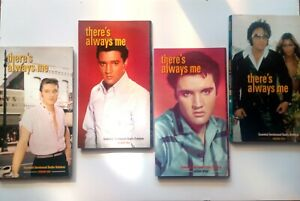 ELVIS PRESLEY - There's always me - Complete collection - For Collectors - RARE