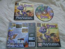 Spyro 2 Gateway to Glimmer PS1 (COMPLETE) Sony Playstation Dragon black label