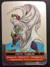 DRAGONBALL Z Lamincards n° 15 PETIT-COEUR carte d'occasion Dragon Ball