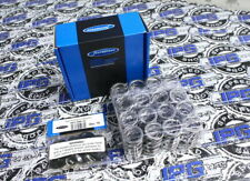 Supertech 80lb Dual Valve Springs Steel Retainers For Prelude VTEC H22 H22A