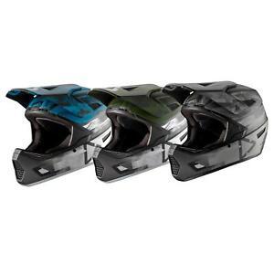 Leatt Fullface Helm DBX 3.0 DH Downhill Freeride MTB Mountainbike Cross Enduro