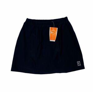 Nike Supreme Court Tennis Sports Skirt Black - M (8-10)