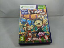 Carnival Games in Action! (Microsoft Xbox 360) PAL Region PEGI