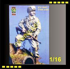 Vintage S&T 1/16 Figure 101st Airborne, Market garden by Trevor Hensley-STP16027