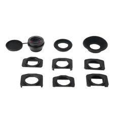 Fixed Focus Viewfinder Eyecup Eyepiece Magnifier for Canon Nikon DSLR Camera