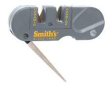 NEW SMITH'S POCKET PAL PP1 Multifunction Knife Sharpener Diamond Rod Serrat