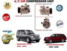 para LAND ROVER DISCOVERY Serie Sport 2.7td 2003-2009 NUEVO CA Compresor Aire