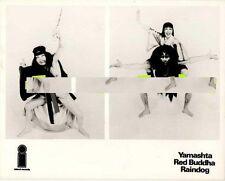 Stomu Yamashta Red Buddha Raindog Promo Photo