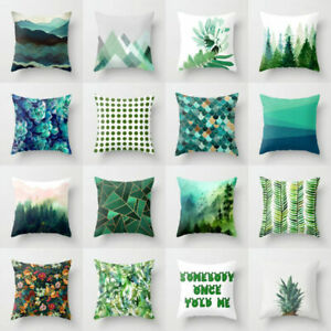 Case for sofa official cushion pillows Artificial Home throw cover Decor flower