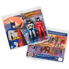 Super Friends 8 Inch Retro Action Figures Universe of Evil Two-Pack: Batman