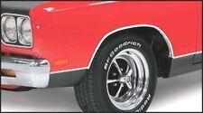 1968-1969 Plymouth GTX Wheel Opening Molding Set 4 Piece NEW 68 69