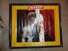 """Smirnoff Vodka Banner / Flag. 42"""" x 36"""""""