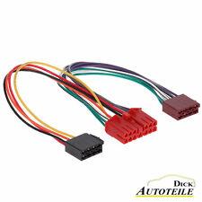 Radioadapter Renault auf ISO Adapter Auto RADIO Kabel R5 R19 Espace CLIO RAPID