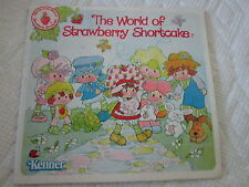 1981 STRAWBERRY SHORTCAKE DOLL BOOKLET-Features Dolls-Furniture-Jewelry-Vintage