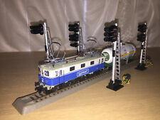 HO scale railroad signals HO scale of USSR RZD SZD and German types