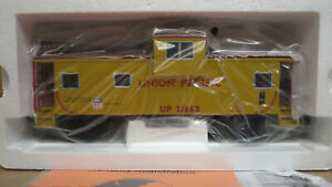 MTH 20-2774B Union Pacific Heritage Extended Vision Caboose 21862 O-Scale MIB