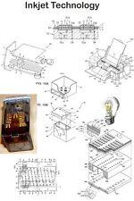 Tintenstrahl Inkjet Drucker Patrone reparieren 3839 S.