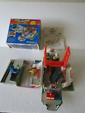 Vintage Micro Machines Super City Toolbox Action Play Set Galoob 99.5% complete