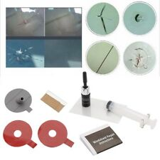Set of Windscreen Windshield Repair Tool DIY Car Kit Wind Glass For Chip & Crack