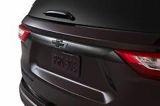 2018-2020 Chevrolet Traverse OEM Rear Tailgate Applique W Camera GM 84465110
