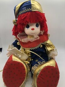 Precious Moments Classic Doll Limited Edition Happy
