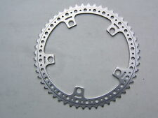 CAMPAGNOLO RECORD COURONNE ALLEGEE ADAPTABLE 52 DENTS  BCD 144mm / JAPON 80's