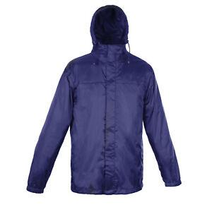 Men's Mossi Ultralight Rain Jacket Taped Seams Rain Coat