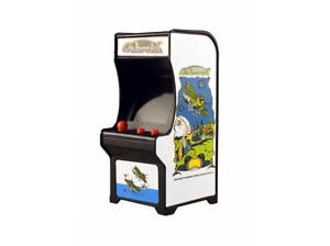 Consola - Retro My arcade, Consola micro player retro, Galaxian, Blanco
