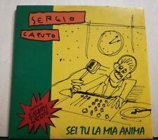 SERGIO CAPUTO -SEI TU LA MIA ANIMA-cdsingolo cardsleAVE  PROMOZIONALE 1998