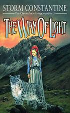 Storm Constantine WAY OF LIGHT (paperback0