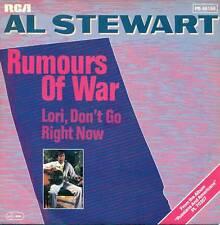 """Al Stewart - Rumours of Was 7 """" Single (S4573)"""