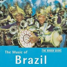 THE ROUGH GUIDE MUSIC OF BRAZIL CD IMPORT SAMBA BOSSA NOVA JAZZ RIO DE JANEIRO