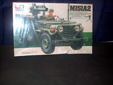 Model Kit M151A2 With Tow Missile's Launcher