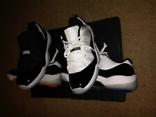 Air Jordan Retro 11 Low Concord/ Infrared, Size 11.5, 2 Pairs, Brand New in Box
