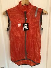 Sportful Hotpack Ultralight Vest Large Red 39g RRP £89