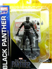 """MARVEL DIAMOND SELECT TOYS BLACK PANTHER 6"""" INCH / ca. 18 cm COLLECTOR EDITION"""