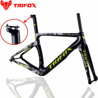 TRIFOX Carbon Road Frame disc brake Di2 Mechanical Racing Bike Carbon Road Frame