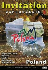 Invitation to Poland V. 3 (DVD) Zaproszenie do Polski cz. 3 NTSC POLSKI POLISH