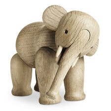 17x8cm Elefant Dänisches Design Rosendahl Holzfiguren Holztiere OVP  BOJESEN
