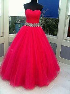 Ballkleid,Prinzessin,Henna Abend Kleid in Größe 34,36