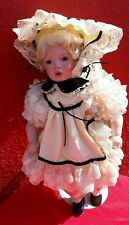 Treasured Heirloom Shandee By Janis Berard Girl Porcelain Doll 0846/1000 ✞