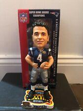 Adam Vinatieri New England Patriots Super Bowl XXXVIII Champions Bobblehead