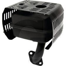 Auspuff Schalldämpfer für Loncin Motor 16PS Rasentraktor Aufsitzmäher Stiga Emak