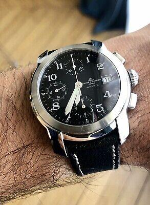 Baume & Mercier Capeland Automatic Chronograph Réf. MV045216 Full set