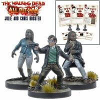 Mantic Games - The Walking Dead All Out War - Julie & Chris Booster